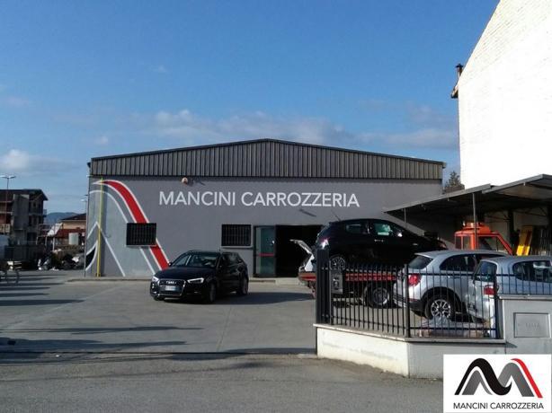 Mancini Carrozzeria Auto e Moto Bastia Umbra