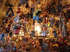 Banchetti ai mercatini di Perugia