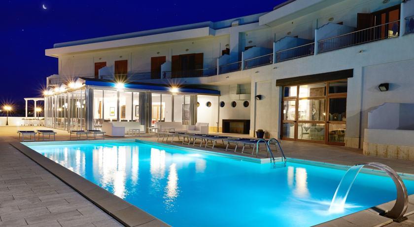 Hotel panoramico sul mare Castellammare del Golfo