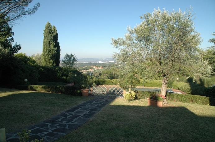 Villa 8-9 persone in affitto per vacanza Perugia