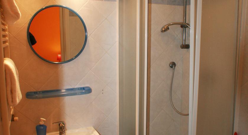Bagno privato in Camera B&B nel Lazio