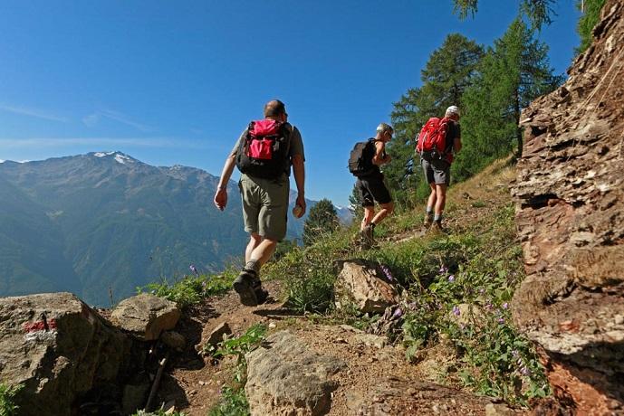 Escursioni sul Parco Nazionale dello Stelvio