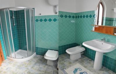 Camere con servizi privati in Sardegna