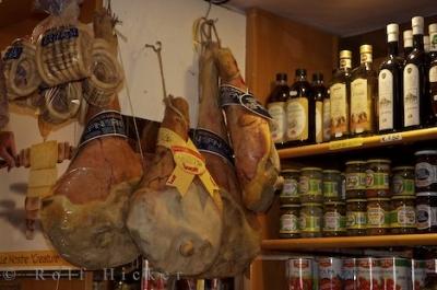 Parma Ham -prosciutto di Parma