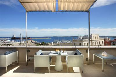 Hotel 5 stelle vista mare Gallipoli