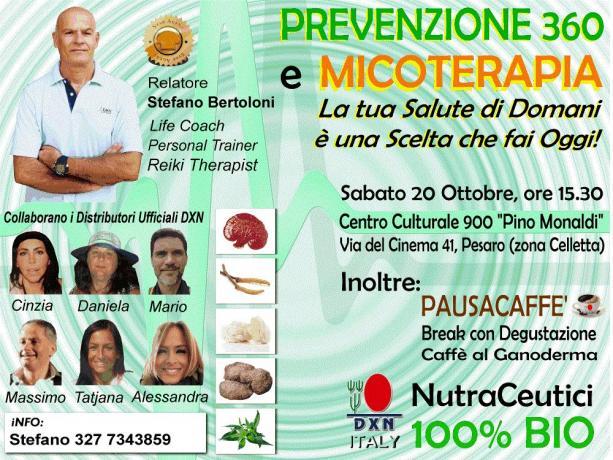 Prevenzione 360 E Micoterapia