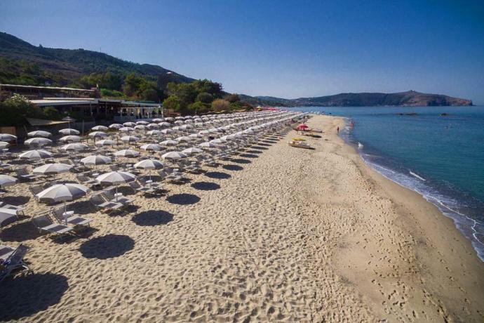 Hotel con Spiagge vicine-Servizio Navetta a Palinuro
