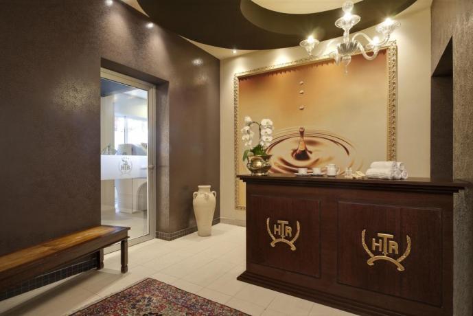 Hotel 4 stelle con Piscina termale e Spa