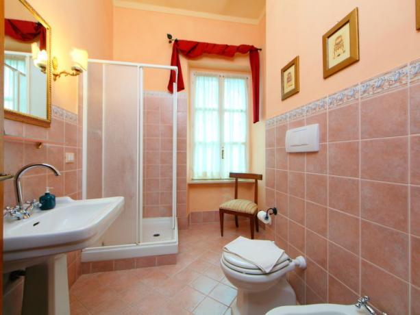 Villa Vacanze con Bagno in camera a Bettona