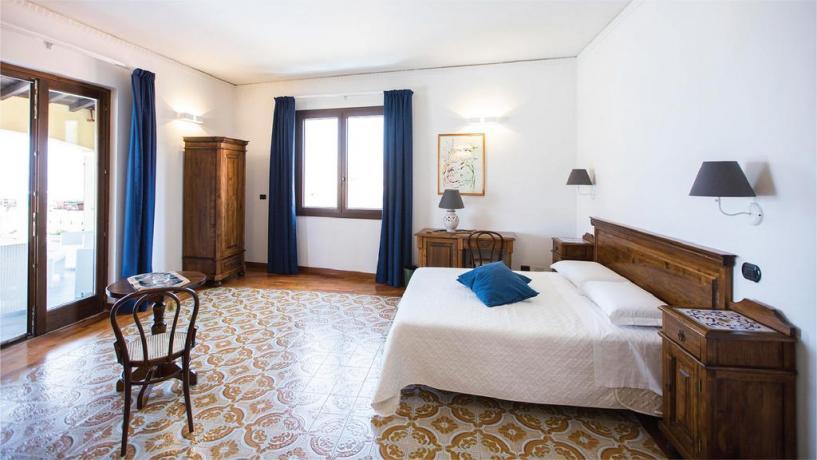 Camera con Colazione inclusa, in Sicilia