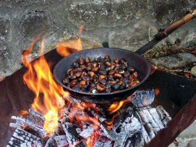 Local Events and Festivies, The chestnut fiest