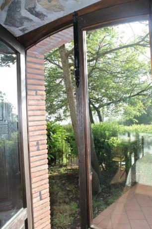 Camera giardino agriturismo Adrano vicino Parco Etnaland