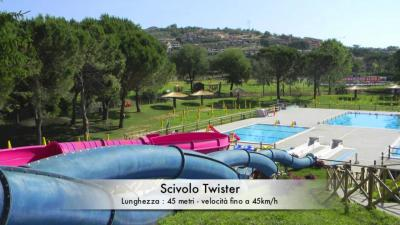 Parco Acquatico dell'Umbria. acquapark tavernelle