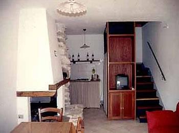 Interno Appartamenti con camino