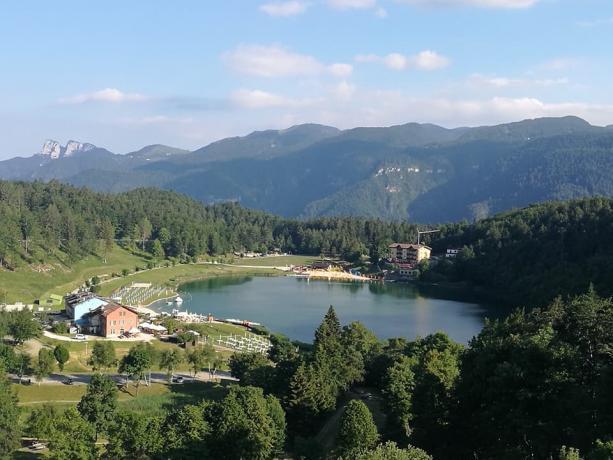 Vacanze sul Lago di Lavarone a Trento hotel3stelle