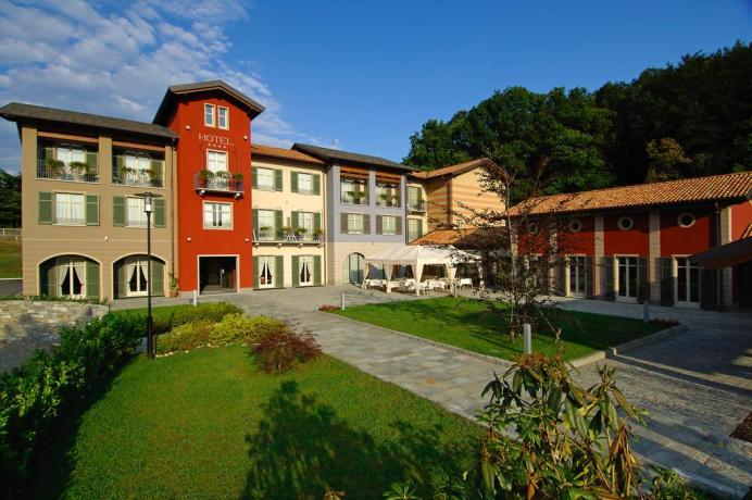 Hotel4Stelle ideale per coppie ad Armeno