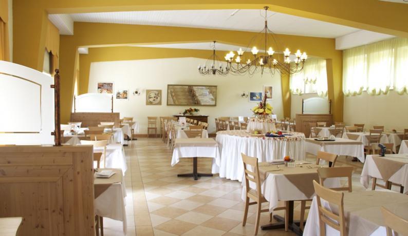 Sala Ristorante Hotel del Sacro Cuore - Cavalese
