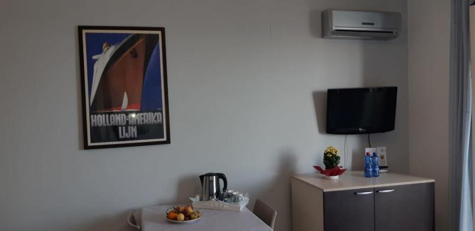 Appartamento con Frigo-Bar e Televisione a Taormina