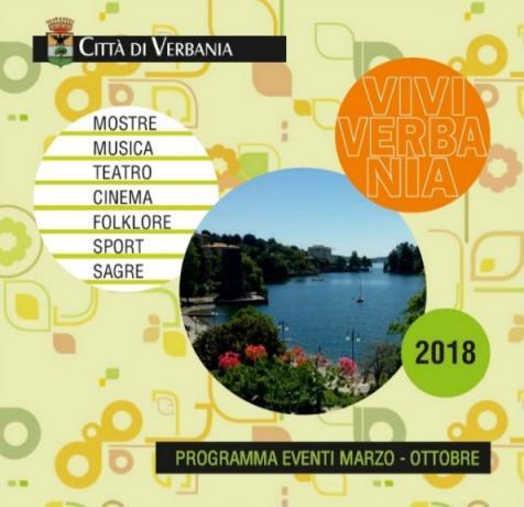 VIVI VERBANIA - al via la nuova stagione culturale sulle rive del Lago Maggiore