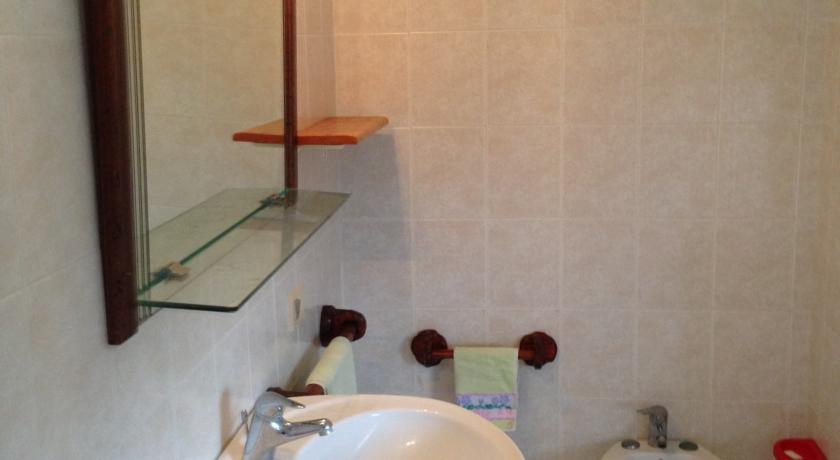 Bagni con doccia privati vacanze a Gubbio