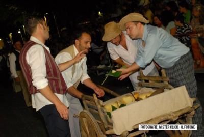 Rievocazioni storiche a Nocera Umbra