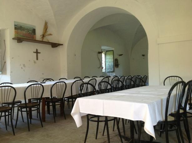 Salone Palazzo Padronale