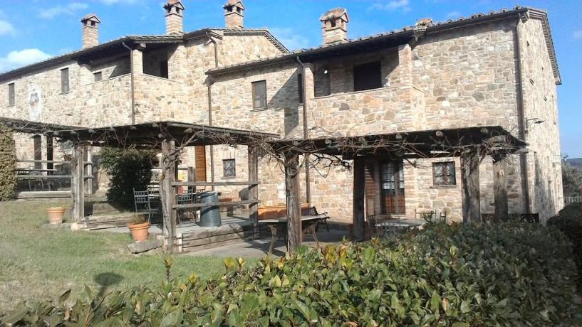 Appartamenti vacanza vicino Lago Trasimeno
