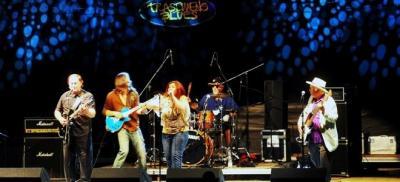 Artisti italiani e internazionali, blues festival umbria