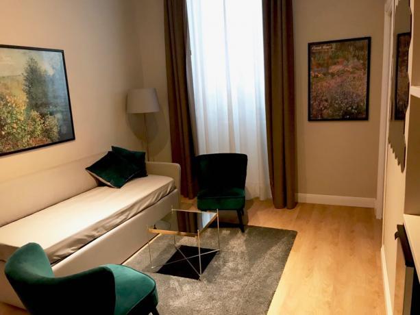 suite con divano-letto, hotel 4 stelle a Fiuggi