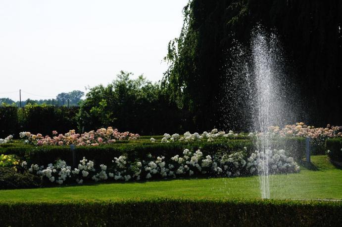 Villa romantica in Friuli
