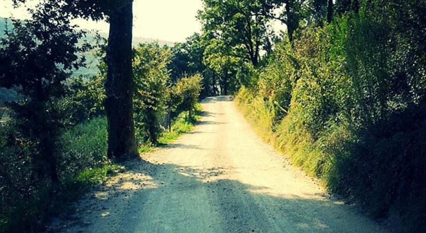 Agriturismo immerso nel verde in Umbria