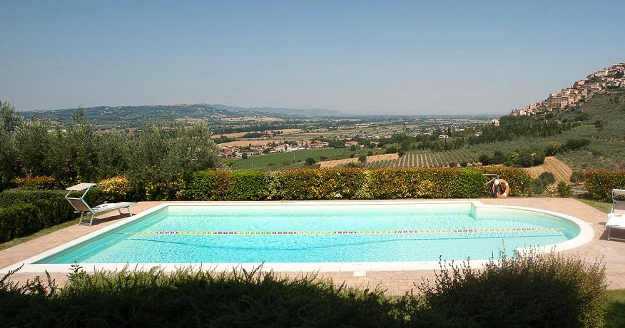 Appartamento Ginestra, agristurismo vista panoramica