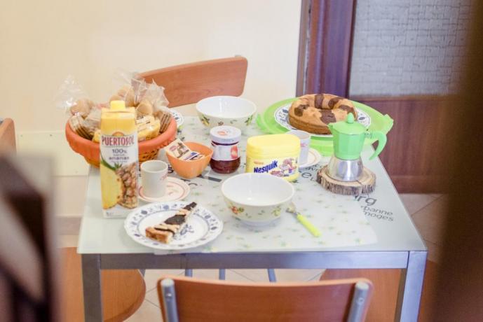 Casa vacanze a Vasanello con colazione inclusa