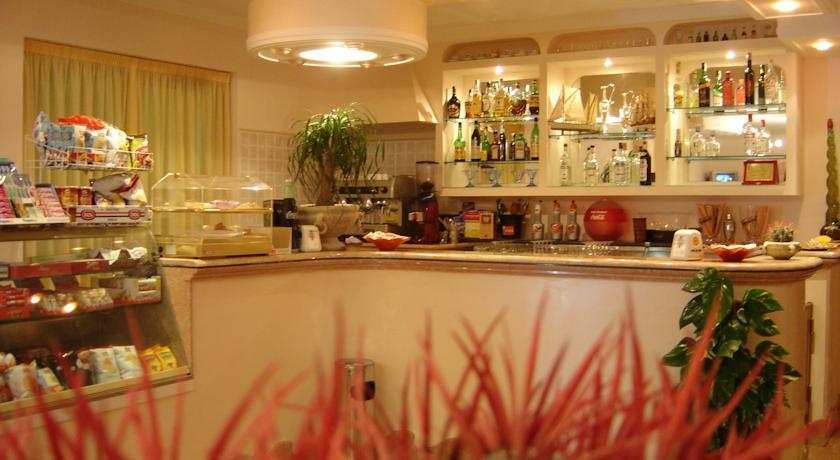 Servizio bar in hotel