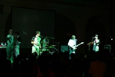 Festival musica dance