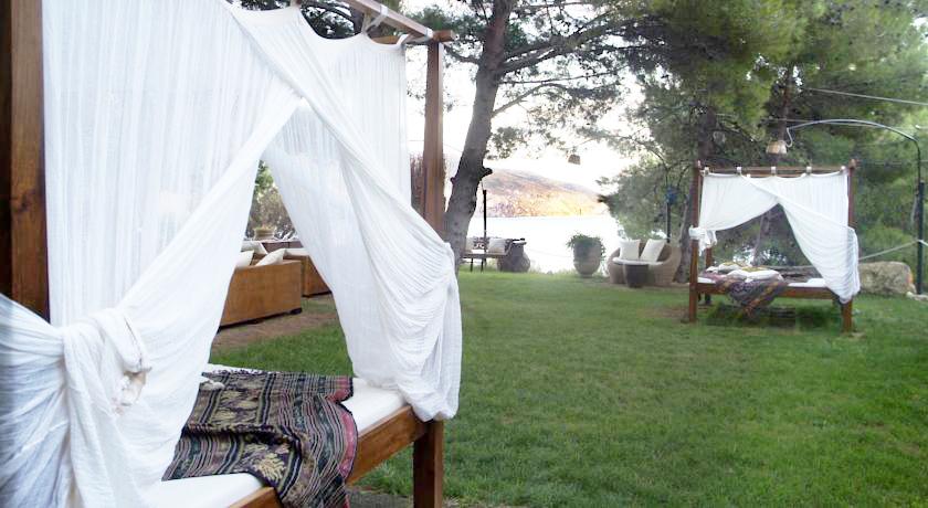 Relax all'aperto, Hotel con Spa sul mare