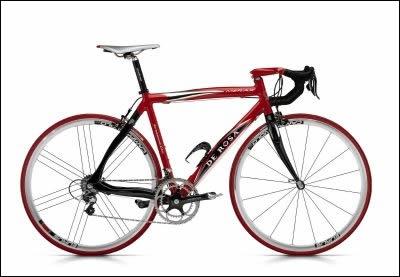 Bicicletta Da Corsa De Rosa Bike Vendita Biciclette Umbria City