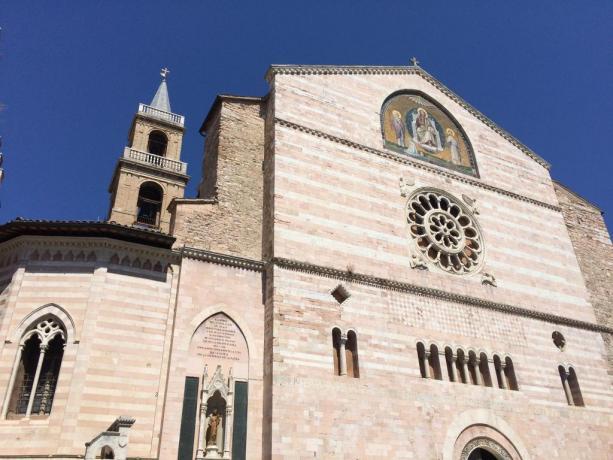Duomo di Foligno, B&B vicino al Centro