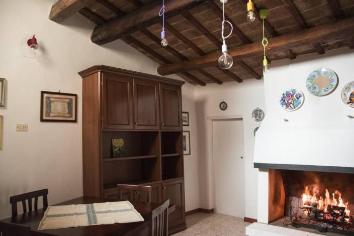 Casale ideale per famiglie a Gualdo Cattaneo