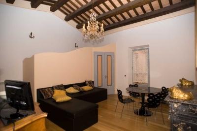 Soggiorno moderno in Suite in residenza di Charme Casali di Charme ...