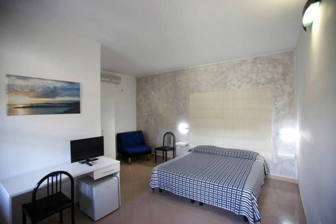 Camera Standard in Residence a Vieste