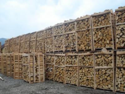 Ingrosso legna da ardere per camini e stufe a prezzi bassi