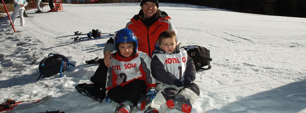 Vacanze in famiglia sulle Dolomiti