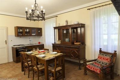 Ampio soggiorno, Appartamento Colombaccio