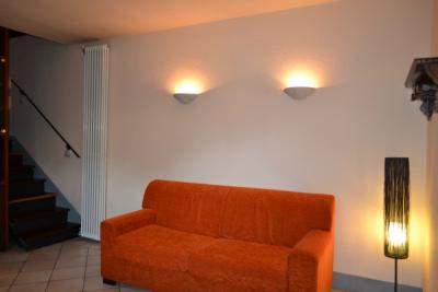 Divano in Salotto appartamento Rosetta