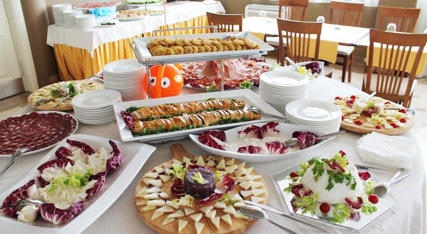 Ricevimenti e cerimonie in Hotel Residence