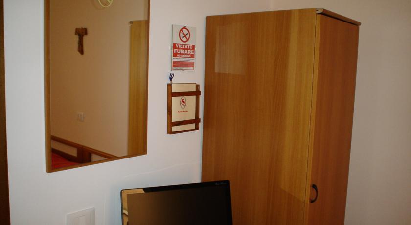 entrata delle camere a San Giovanni Rotondo