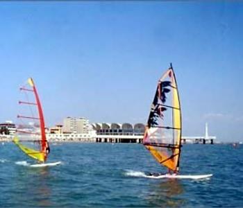 Windsurf in Lignano Sabbiadoro