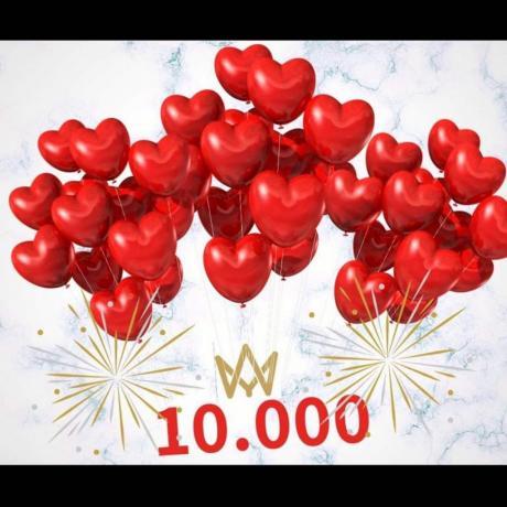 Imperya 10.000 iscritti in 7 giorni !!!
