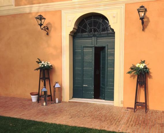 Villa esclusiva suite e sala eventi privati Perugia-Piscille